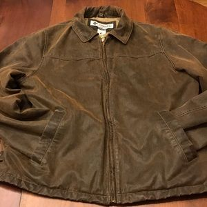 Columbia Faux Leather Jacket
